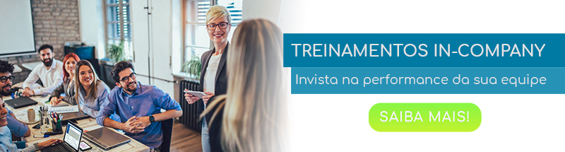 Treinamentos Corporativo - In-Company